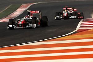 Formula 1 HRT heading to Brazilian GP with confidence