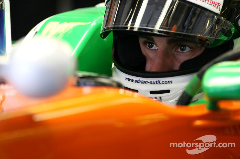 Sutil calm amid rumours Williams deal close