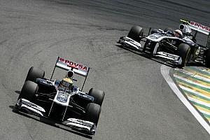 Formula 1 Williams Brazilian GP race report