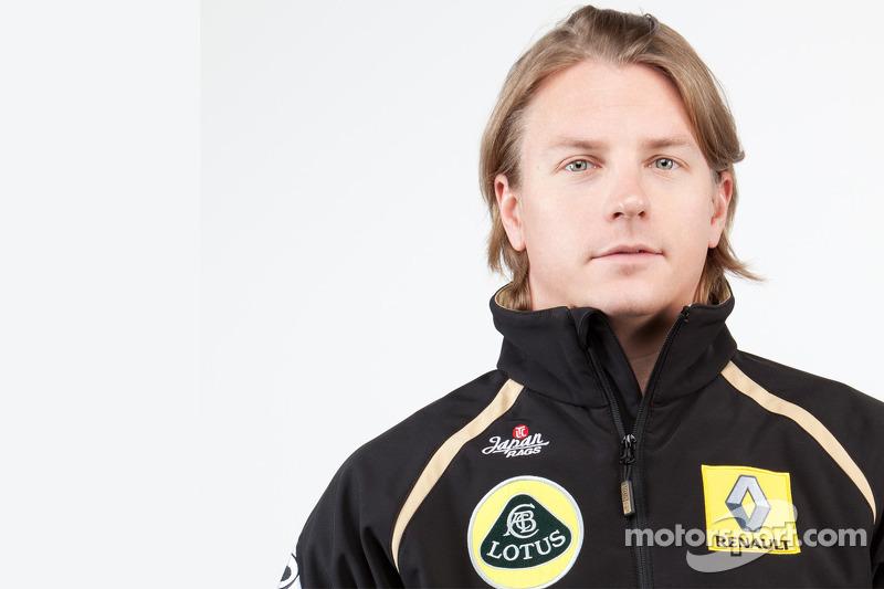 Raikkonen makes return to Formula One with Lotus Renault