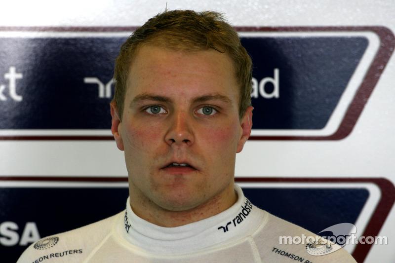 Williams confirms Maldonado - Bottas joining as reserve driver