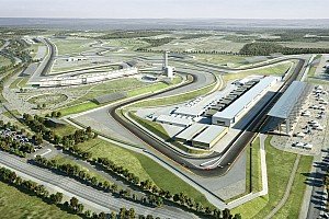 Formula 1 Work resumes at 2012 US GP site in Texas