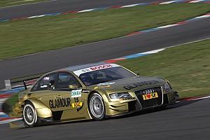 DTM Audi newsletter: Timo Scheider wins