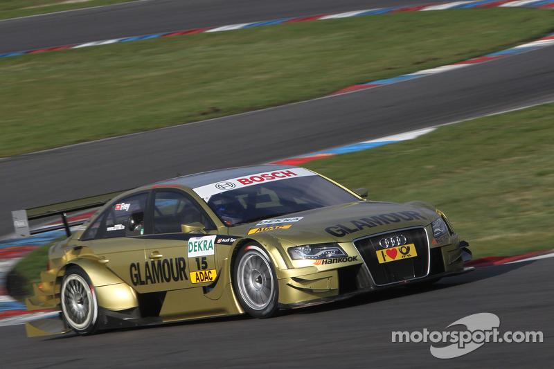"Audi newsletter: Timo Scheider wins ""Battle of Champions"""