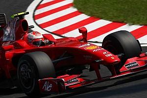 Formula 1 Lotus to give Raikkonen time to shake off rust