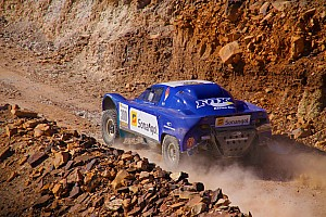 Cross-Country Rally Schlesser takes the lead in stage 2 of Africa Eco race