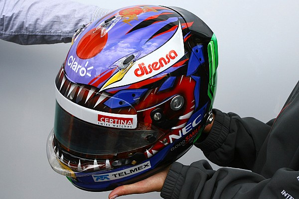 Charity Charity success: 19,000 USD for Kamui Kobayashi's helmet