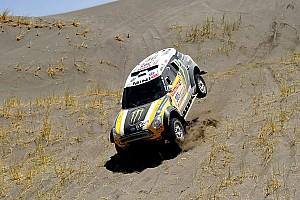 Dakar Series stage 3 report
