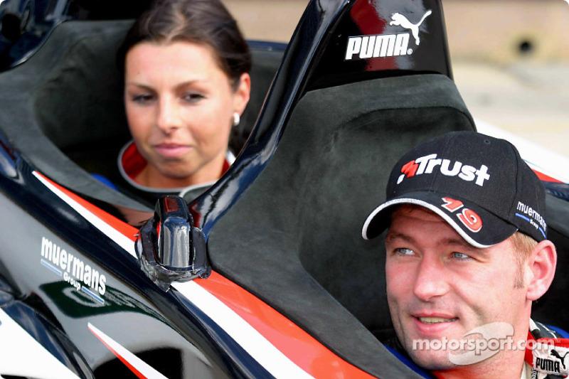 Verstappen arrested after girlfriend assault