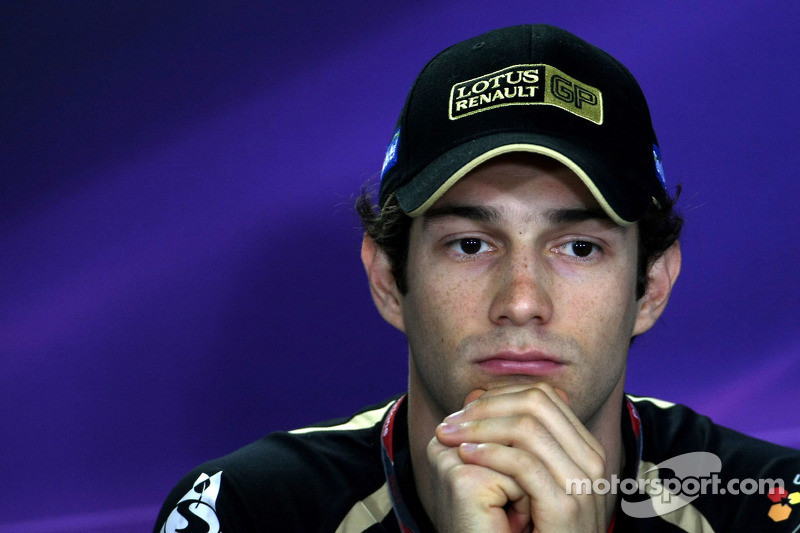 Sponsor says Senna to race Williams in 2012