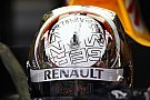 Vettel defends constant helmet colour changes