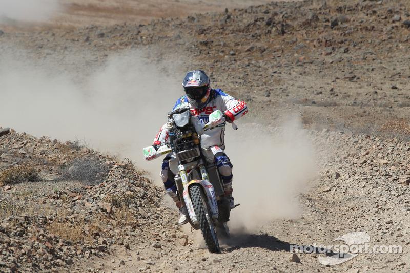 Aprilia Racing stage 9 report