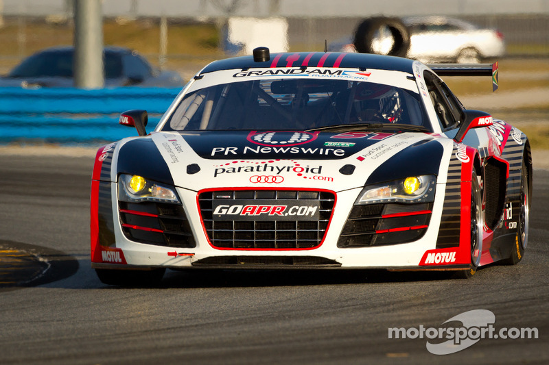 APR Motorsport has productive Daytona January test