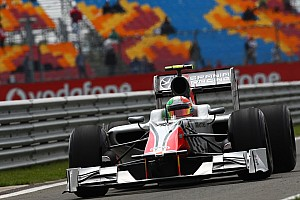 Formula 1 Modern Formula One contracts worthless says Liuzzi