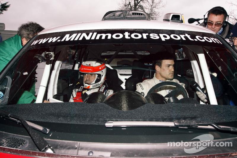 MINI Monte Carlo Rally leg 3 summary