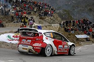 WRC M-Sport Ford Monte Carlo leg 4 summary