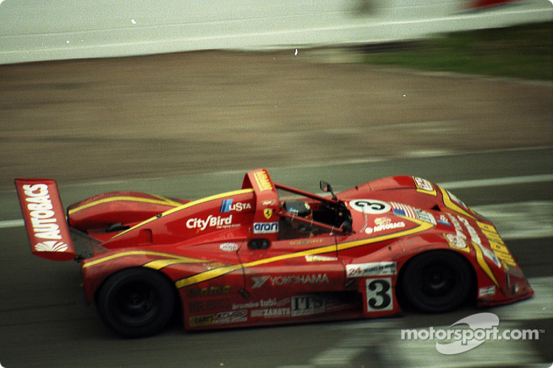Arie Luyendyk remembers Gianpiero Moretti and 1998 Daytona 24H