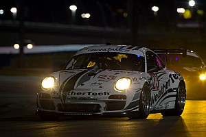 Grand-Am Porsche Daytona 24H hour 9 report