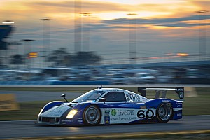 Grand-Am Wilson and MSR leads at Daytona 24H after 18 hours
