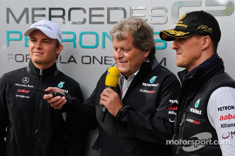 No secrets behind Mercedes' late launch decision - Haug