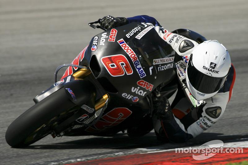 LCR Honda Sepang test day 3 report