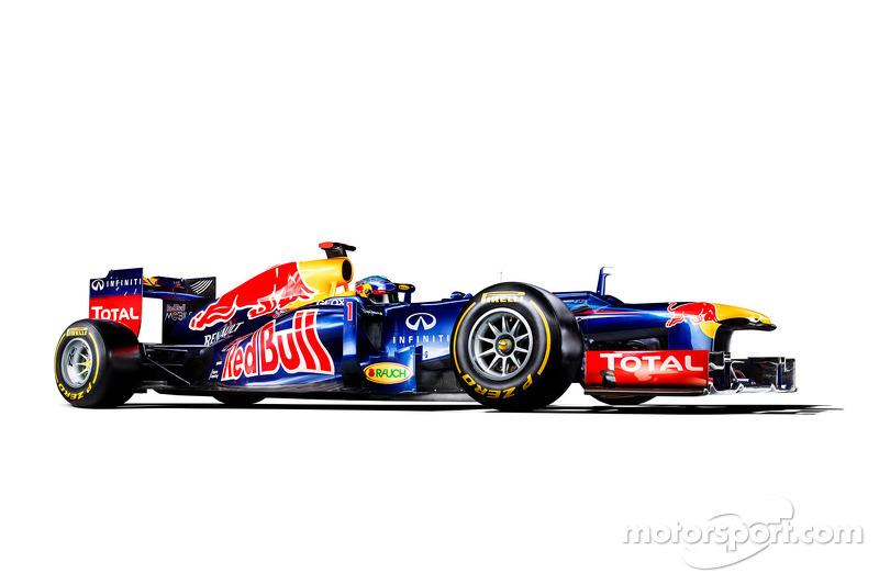 Champion  team, Red Bull, reveals new RB8 for 2012 season
