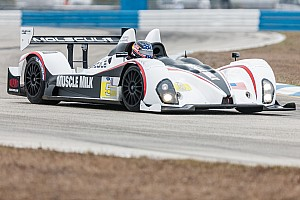 ALMS Muscle Milk Pickett Racing winter test day 1 report