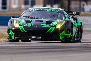 ALMS Extreme Speed Motorsports winter test day 2 report