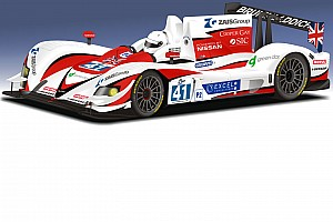 European Le Mans Strong Prototypes Entry List