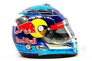 Formula 1 2012 Helmet designs