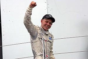 Formula 1 Magnussen steps up a gear in McLaren Driver Development Programme
