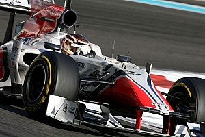 Formula 1 Clos 'trusts' HRT to deliver Friday promises