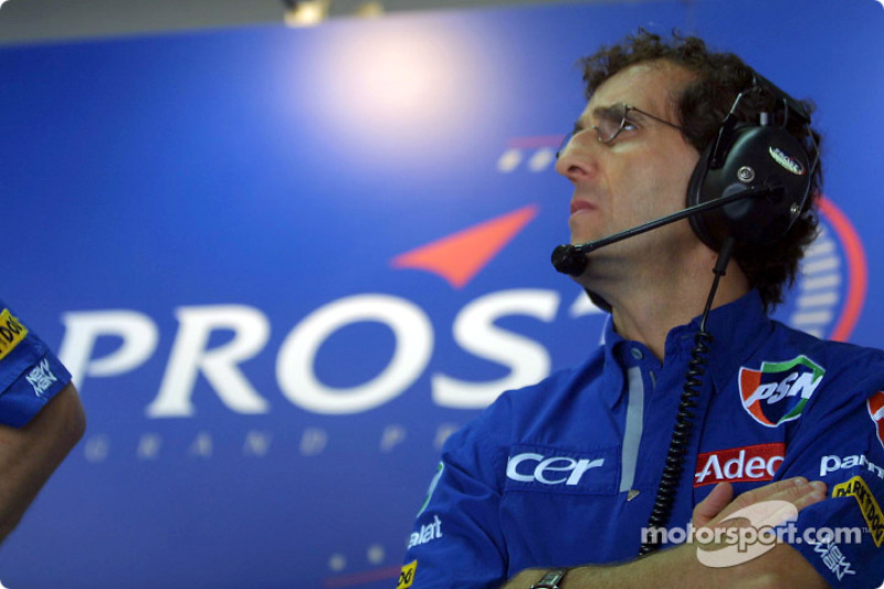 Success for new teams 'impossible' says Prost