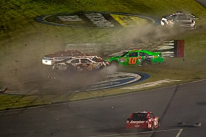 NASCAR Cup Early accident hampers Patrick's Daytona debut