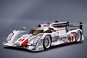 Le Mans Audi brings the quattro back to the race track