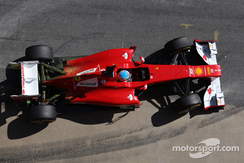 Ferrari Barcelona test II -  Day 2 report