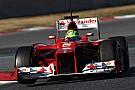 Ferrari's Pat Fry: