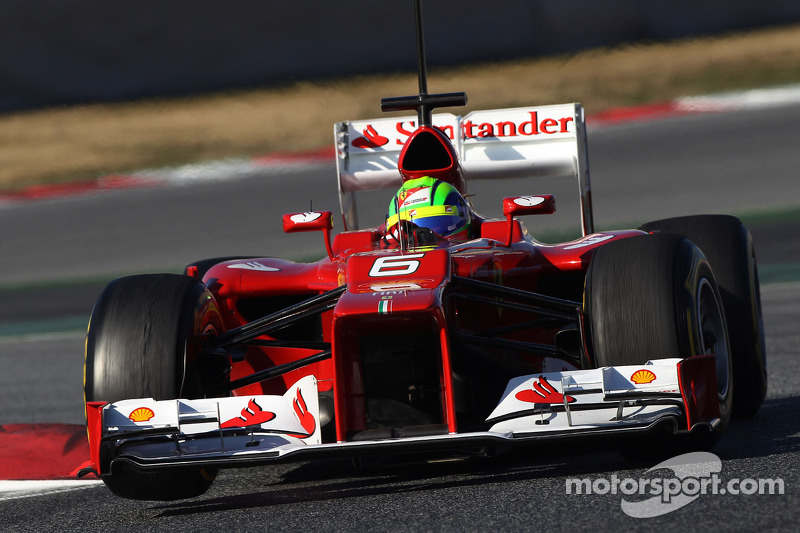 """Ferrari's Pat Fry: """"We have a lot of work ahead of us"""""""