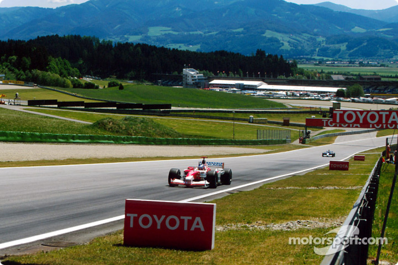 Nurburgring's Kafitz emerges at Red Bull Ring