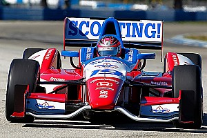 IndyCar Series Sebring Open Test day 1 report