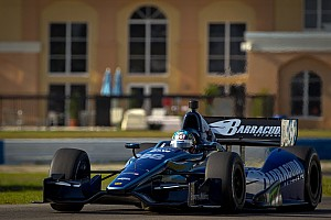 IndyCar Team Barracuda - BHA Sebring Open Test summary