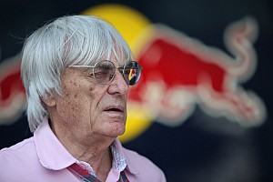 Formula 1 Ecclestone says F1 budget cap 'could happen'