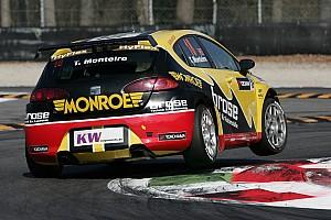 WTCC Tiago Monteiro Monza qualifying report