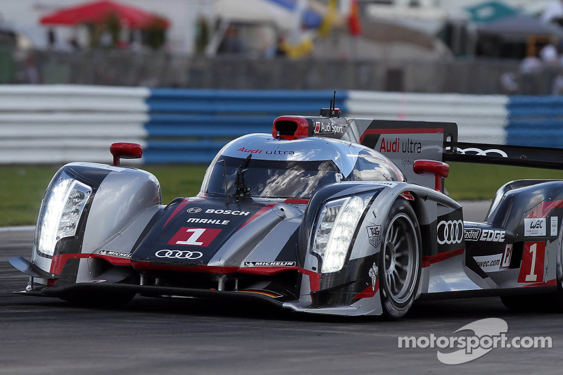 Series Sebring Thursday afternoon practice report