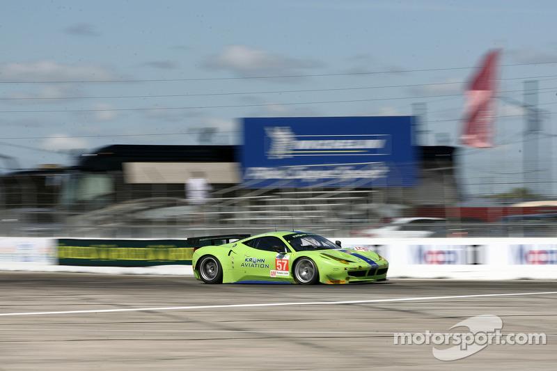 Krohn Racing Sebring hour 6 report