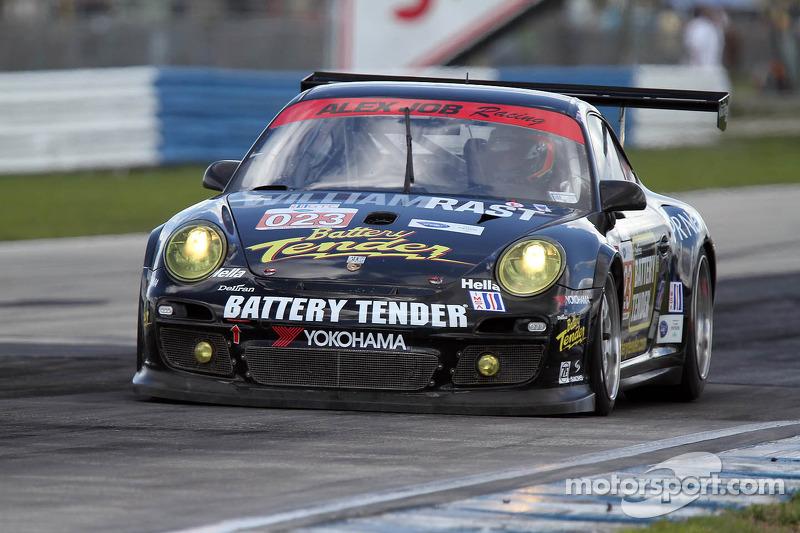 Alex Job Racing No. 23 Sebring race report