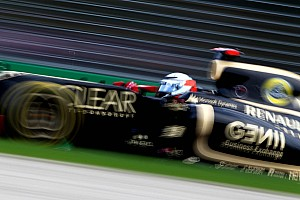 Formula 1 Lotus focused on Malaysian GP and Sepang heat