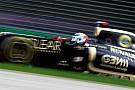 Lotus focused on Malaysian GP and Sepang heat