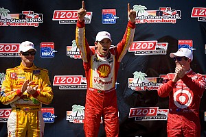 IndyCar Series St. Pete race report