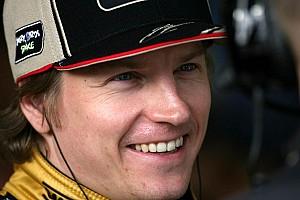 Formula 1 Raikkonen gifts ice-cream to press corps